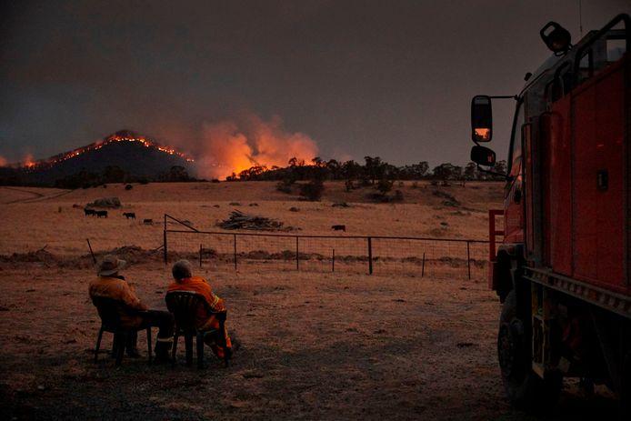 Archive d'illustration (incendies dans l'État de Nouvelle-Galles-du-Sud, en Australie, 11 janvier 2020)
