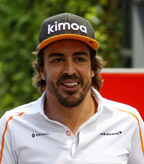 Geopereerde Alonso op tijd fit voor Formule 1-seizoen na fietscrash