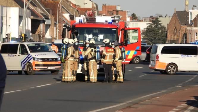 Gistelse Steenweg opnieuw vrijgegeven na gaslek in woning: werken met slijpschijf liepen fout