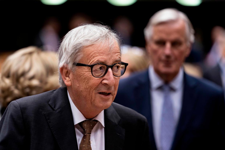 Jean-Claude Juncker. Beeld AFP