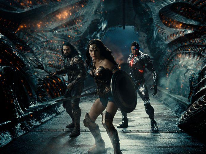 Gal Gadot als Wonder Woman in 'Justice League'