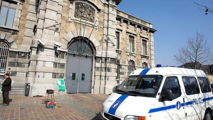 La prison de Namur où Isabelle Lebeau devait être incarcérée.