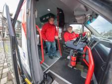 Tiny uit Fijnaart is blij dat de buurtbus weer gaat rijden: 'We kunnen niet wachten'