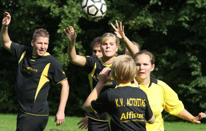 Activitas is een van de verenigingen die hoopt op een sporthal in Maurik.