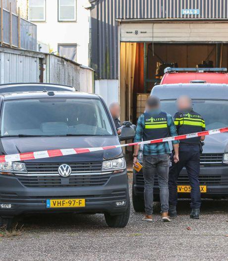 Burgemeester sluit bedrijfspand in Emmeloord na ontmanteling drugslab