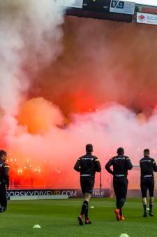 Geen vuurwerk in Breda: trainingen NAC in aanloop naar derby met Willem II achter gesloten deuren
