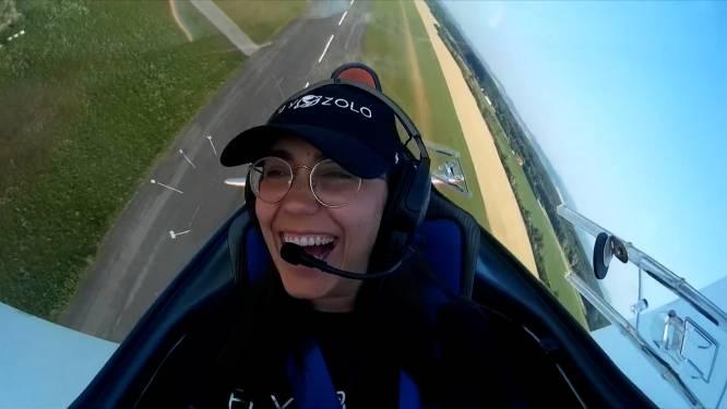 19-jarige Zara vliegt in haar eentje de wereld rond