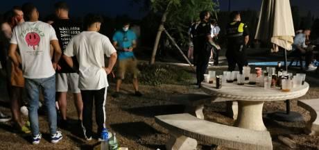 Des Belges arrêtés lors d'une fête illégale dans un lieu clandestin en Espagne