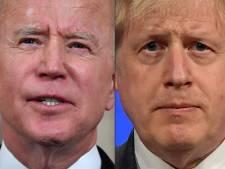 Première rencontre entre Biden et Johnson ce jeudi: de quoi vont-ils discuter?