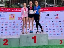Meerkampster Sophia (18) uit Beekbergen staat na prijzenslag voor een lastige keuze; starten voor Polen of toch voor Nederland