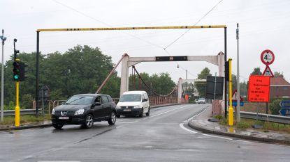 Bergwijkbrug afgesloten op 29 en 30 oktober
