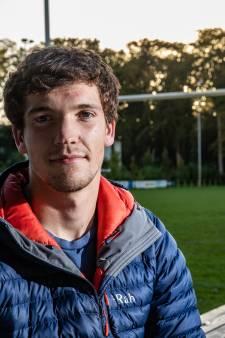 Deventer rugbyspeler Leo (18) moet Amerikaanse leger in, maar eerst Nederland ontdekken!