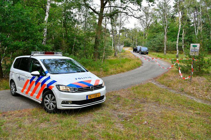 Het onderzoek naar verkrachting langs de Eindhovenseweg net buiten Aalst, waarvoor later een 25-jarige Eindhovenaar is opgepakt.