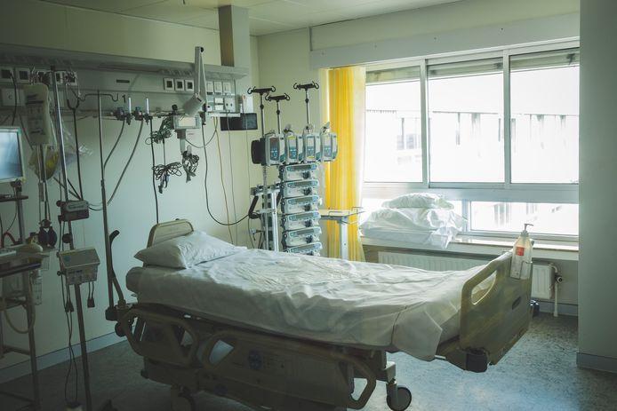 Momenteel zijn er nauwelijks Covid-19-patiënten gehospitaliseerd in Gent.