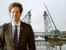 Gedeputeerde komt niet naar Alphen voor discussie over Boskoopse hefbrug