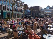 Extra ruimte voor terrassen in Kampen; zaterdagmarkt verhuist