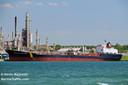 De Asphalt Princess in 2016 toen het schip nog onder een andere naam voer.