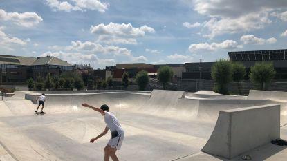 Gloednieuw skatepark wordt geopend met initiaties en wedstrijd