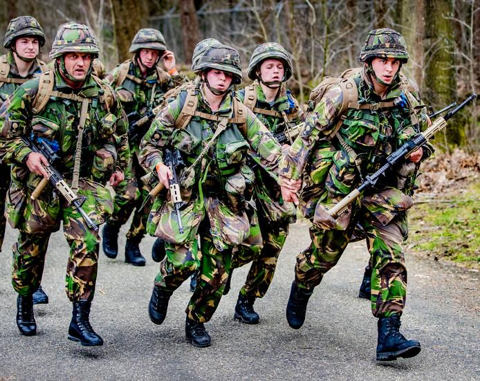 Militairen in Ermelo kunnen begin volgend jaar beschikken over een volwaardig nieuw gezondheidscentrum.