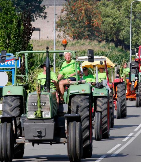 Nog een Vierdaagse. Van Groesbeekse tractors