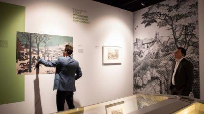 """Authentieke werken van Bruegel voor het eerst te zien in Peer: """"Zijn beeldtaal en thematiek zijn nog steeds actueel"""""""