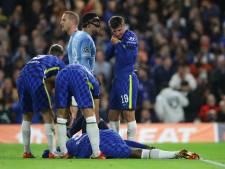 """Romelu Lukaku touché à la cheville et absent """"quelques jours"""""""
