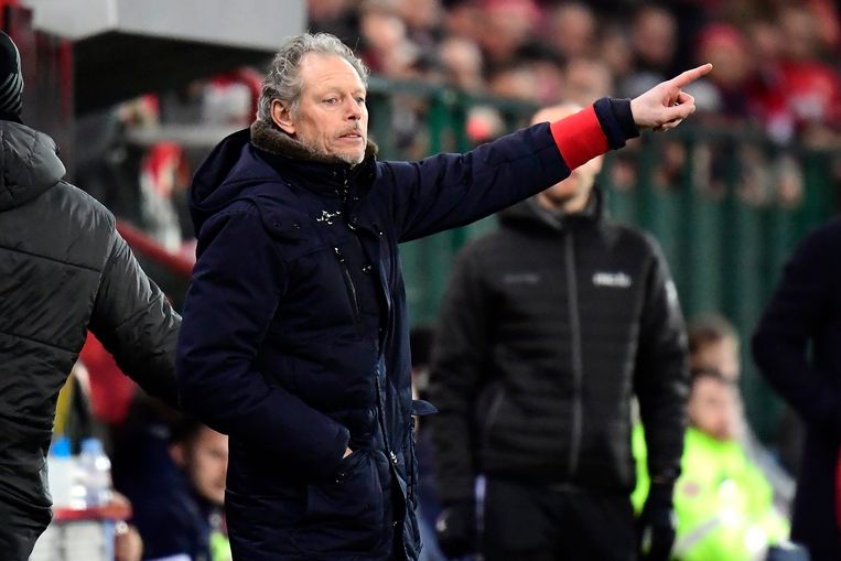 Michel Preud'homme Beeld Photo News