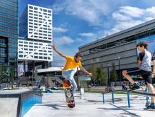 Skatekeet vindt nieuw skatepark op Jaarbeursplein een aanwinst, maar niet alles is perfect