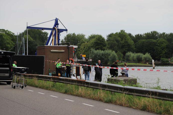 Lato werd gevonden in het Amsterdam-Rijnkanaal.