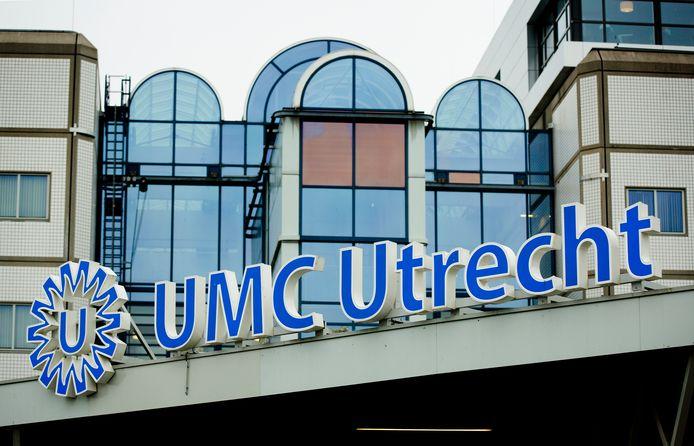 Het UMC Utrecht.