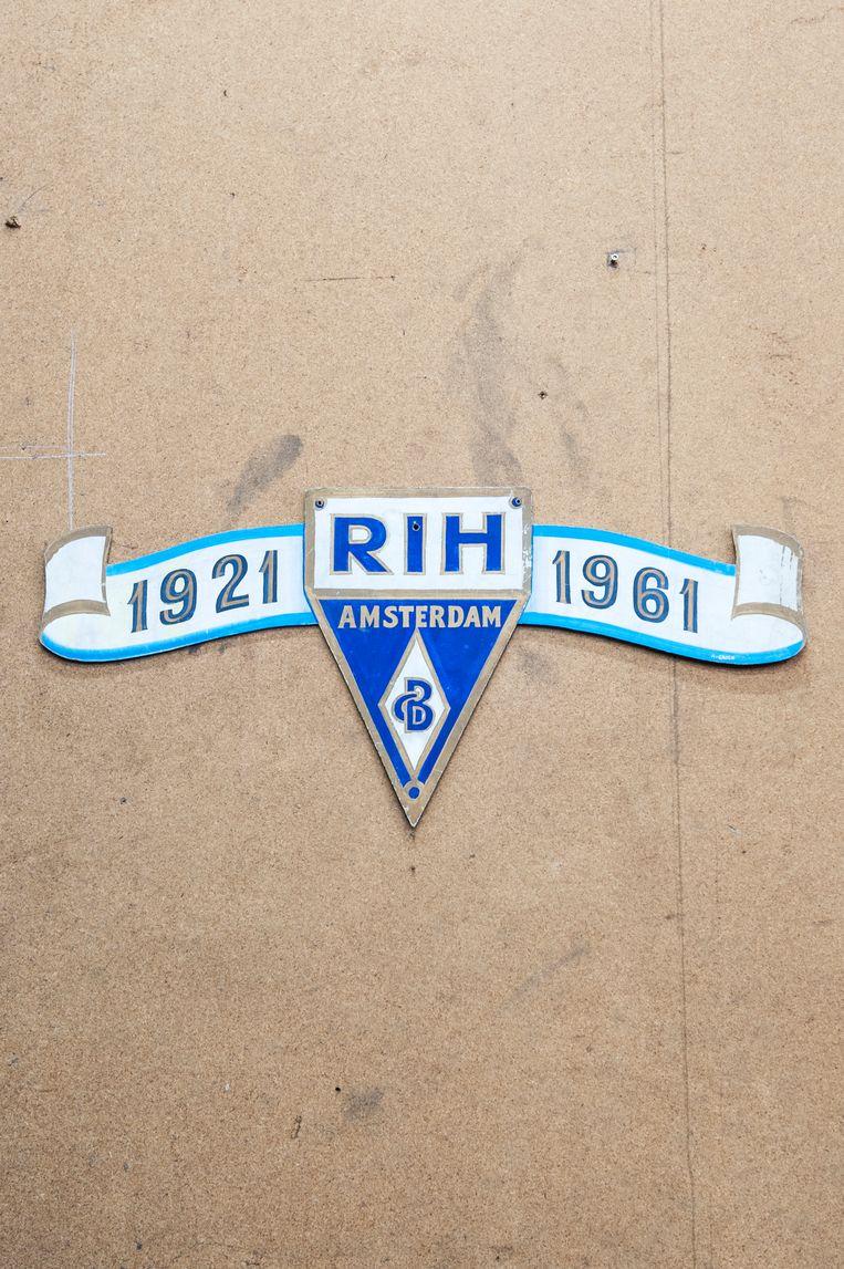 Het logo van RIH. Beeld Bonnita Postma