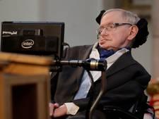 Website universiteit crasht door proefschrift Hawking