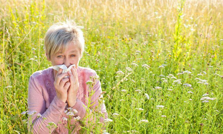 Snif, snuit, snotter: hooikoorts maakt je onaantrekkelijk