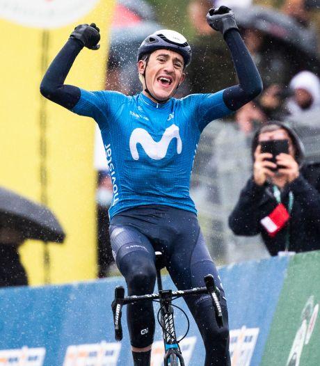 Dubbelslag Soler in kletsnatte en chaotische heuvelrit Ronde van Romandië