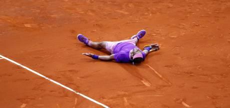 Barcelone: douzième sacre de Rafael Nadal, vainqueur d'un duel dantesque contre Stefanos Tsitsipas