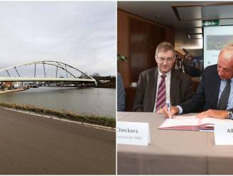 """UITGELICHT. De nieuwe Zuidbrug is compromis van 12 miljoen euro: """"Dit zal de skyline van Halle grondig hertekenen"""""""