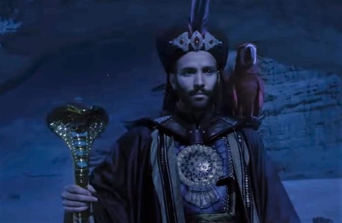 Kenzari als slechterik Jafar