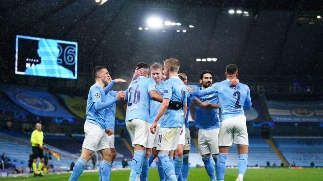 Kevin De Bruyne plaatst zich met Man City voor eerste Champions League-finale ooit na winst tegen PSG