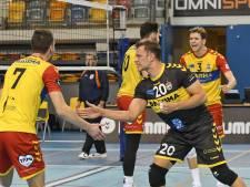 Volleyballers van Orion kunnen tegen Dynamo niet stunten