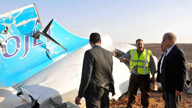 Eerste foto's van neergestort passagiersvliegtuig