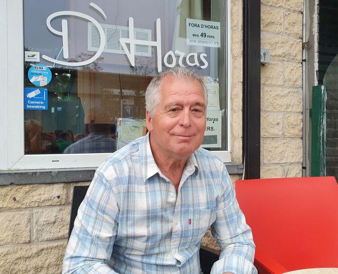 Memino Ferreira (66) kwam 35 jaar geleden als gastarbeider naar Antwerpen.