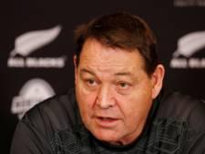 Rugby-icoon Steve Hansen verlaat All Blacks