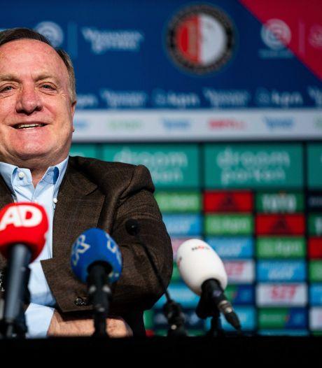 Advocaat niet met vijf man achterin tegen Ajax: 'Moeten niet alleen naar achteren'