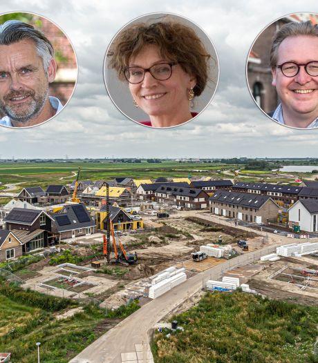 Noodkreet woningcorporaties Zwolle aan politici: tweedeling dreigt in stad