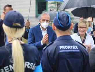 Europese grenswacht Frontex verdubbelt bewaking aan Litouwen