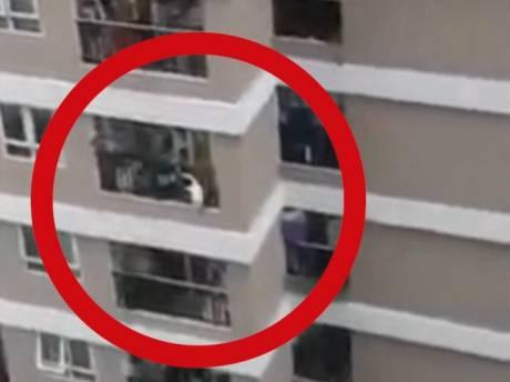 Un enfant survit miraculeusement à une chute du 12e étage