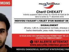 Verdachte van aanslag Straatsburg gedood, IS claimt terreurdaad