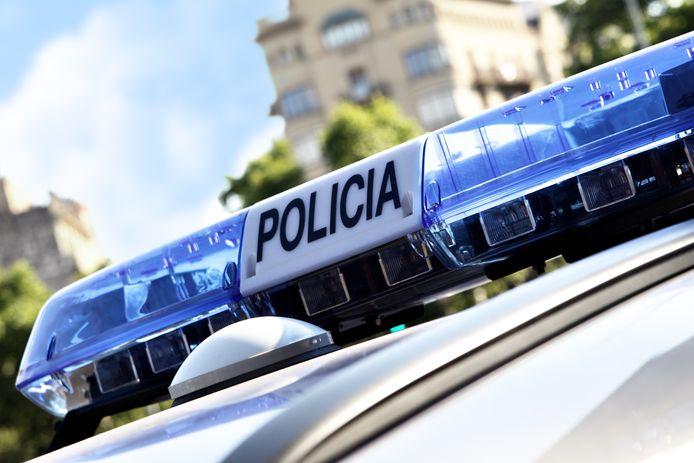 Spaanse politie