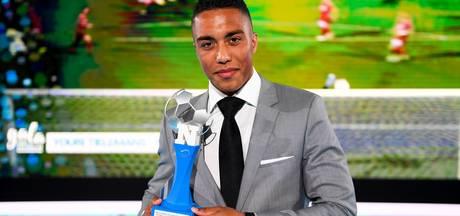 Tielemans voetballer van het jaar in België