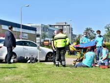 Snorfietser gewond door botsing met auto in Vianen